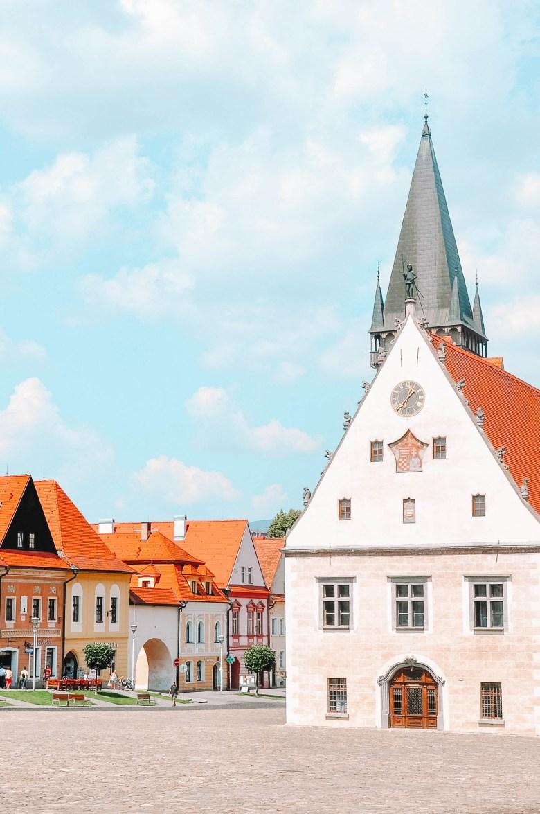 Meilleurs endroits en Slovaquie à visiter (2)