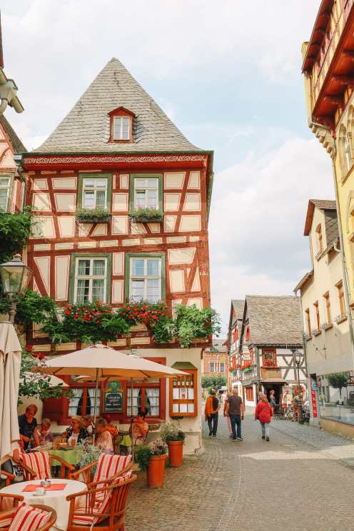 The Beautiful German Town Of Bacharach (25)