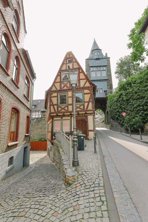 The Beautiful German Town Of Bacharach (27)