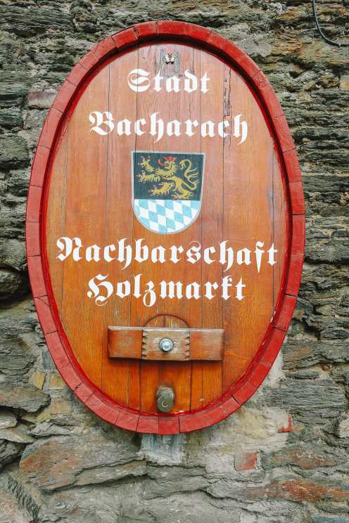 The Beautiful German Town Of Bacharach (40)