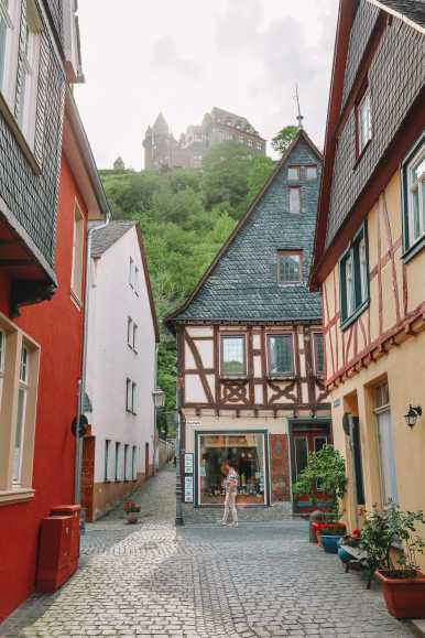 The Beautiful German Town Of Bacharach (45)