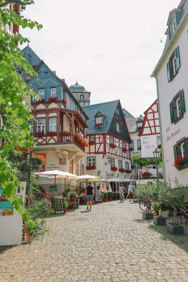 The Gorgeous Little Town Of Beilstein and The Amazing Eltz Castle In Germany (7)