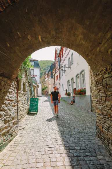 The Gorgeous Little Town Of Beilstein and The Amazing Eltz Castle In Germany (11)