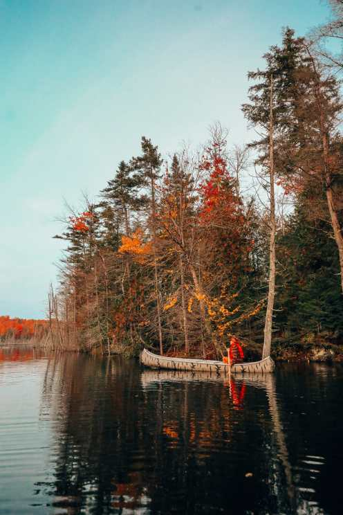 Getting Lost In Nature (And With Beavers) In Quebec, Canada (39)