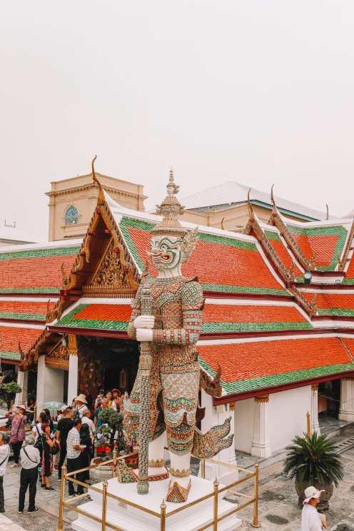 The Grand Palace And Khlongs Of Bangkok, Thailand (15)