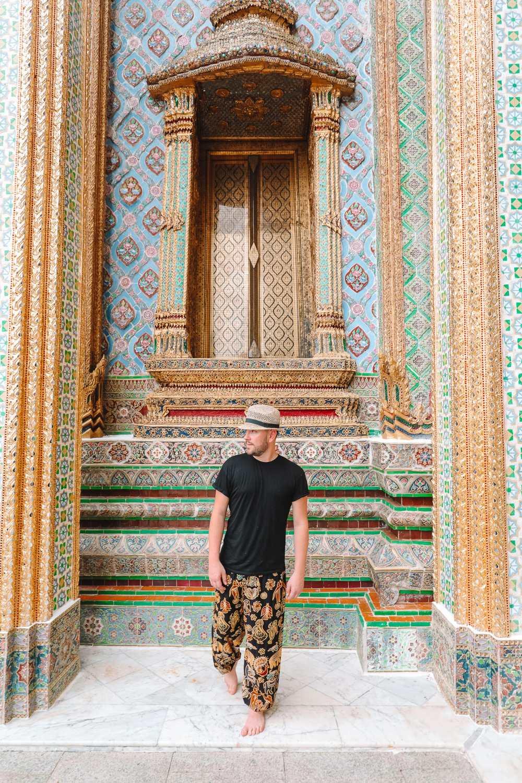 The Grand Palace And Khlongs Of Bangkok, Thailand (20)
