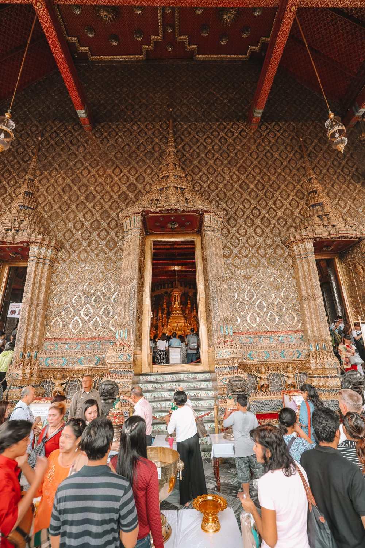 The Grand Palace And Khlongs Of Bangkok, Thailand (32)