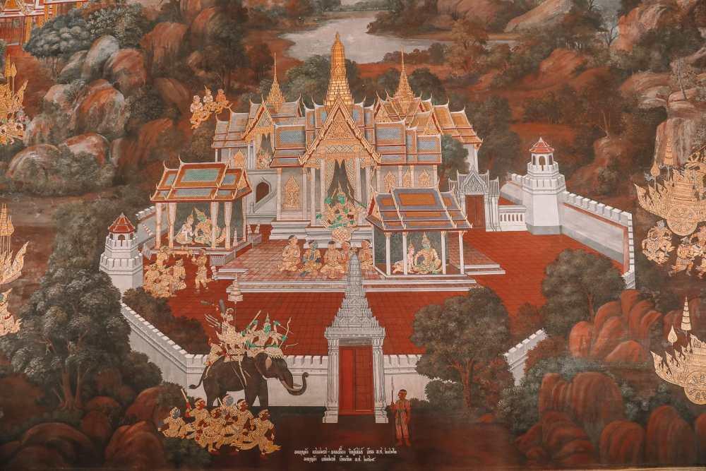 The Grand Palace And Khlongs Of Bangkok, Thailand (36)