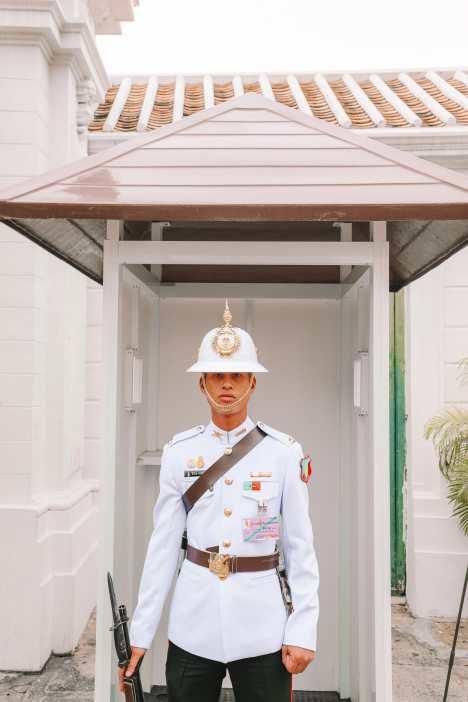 The Grand Palace And Khlongs Of Bangkok, Thailand (37)