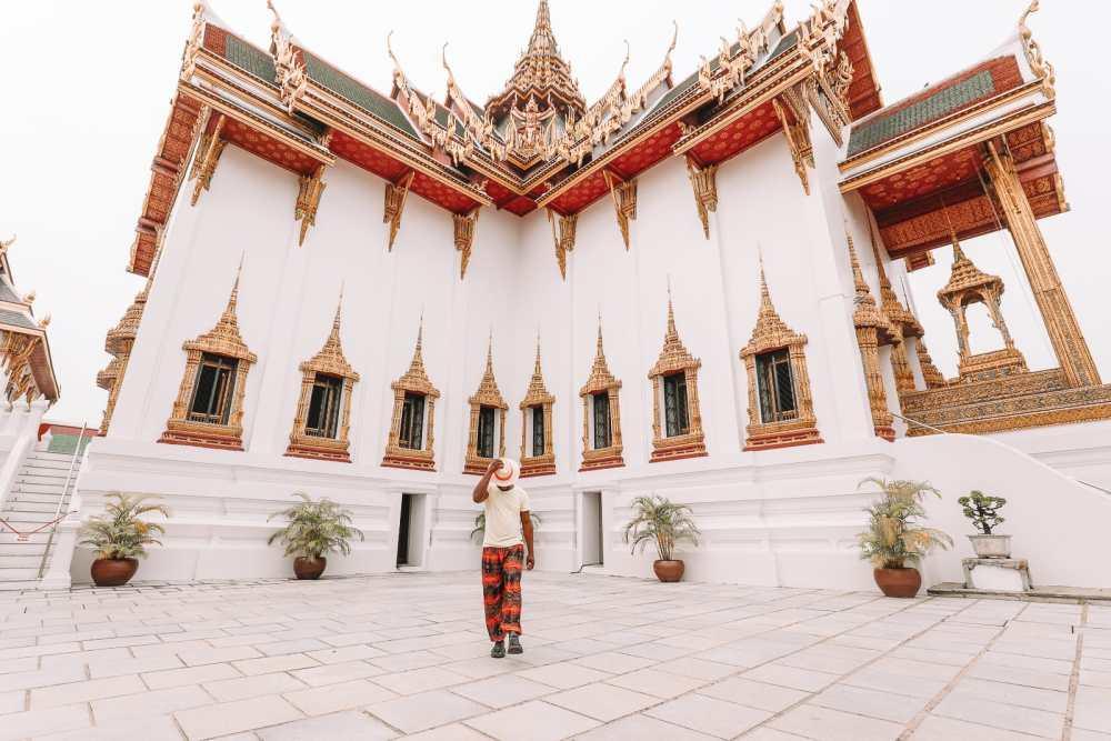 The Grand Palace And Khlongs Of Bangkok, Thailand (43)