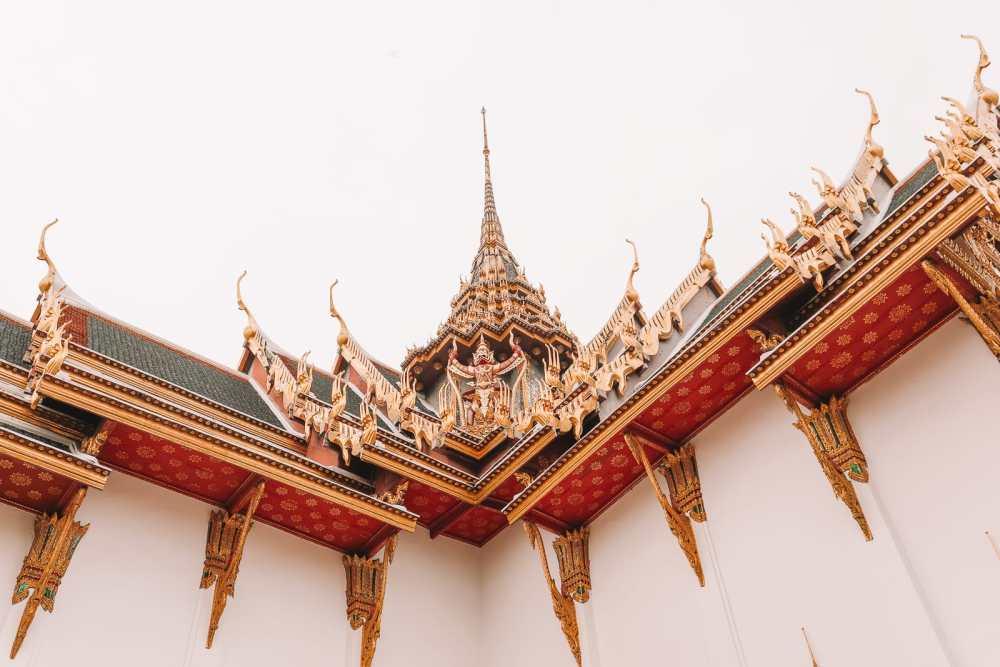 The Grand Palace And Khlongs Of Bangkok, Thailand (44)