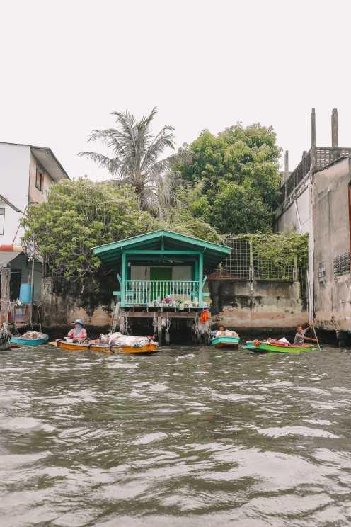 The Grand Palace And Khlongs Of Bangkok, Thailand (58)