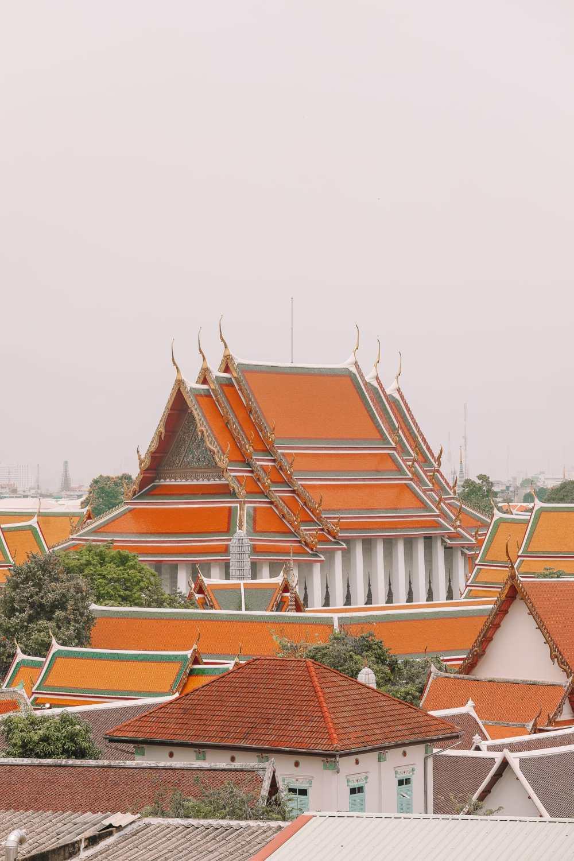 The Grand Palace And Khlongs Of Bangkok, Thailand (62)