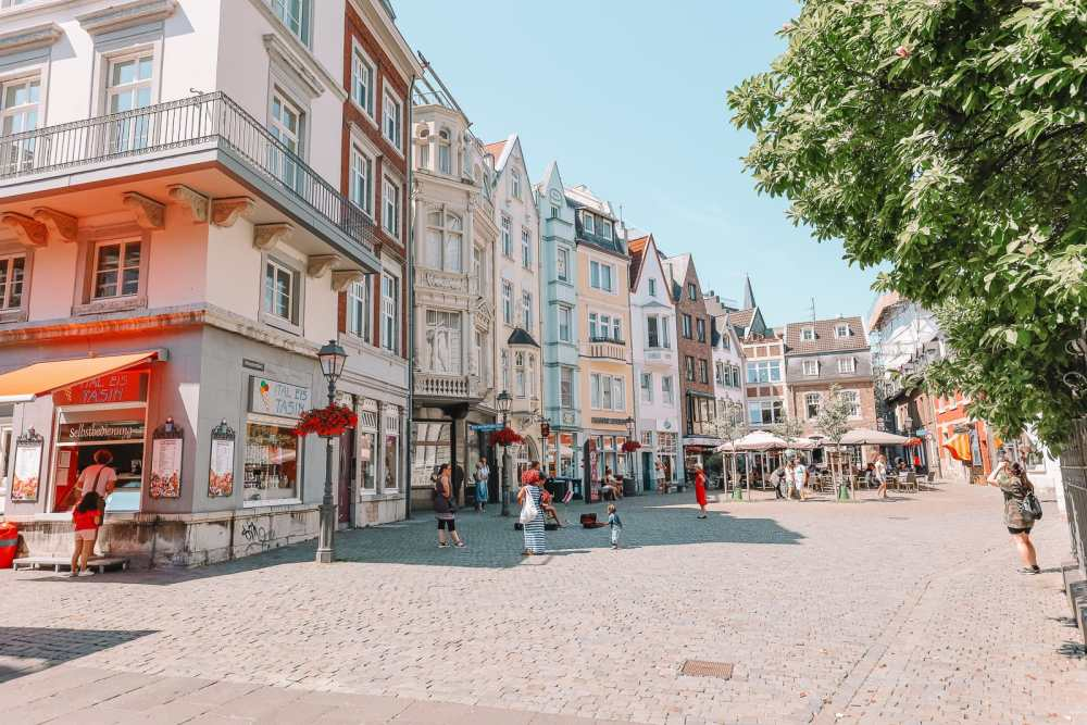 A Morning In German City of Aachen (13)