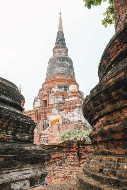 Inside The Ancient Kingdom Of Ayutthaya, Thailand (3)