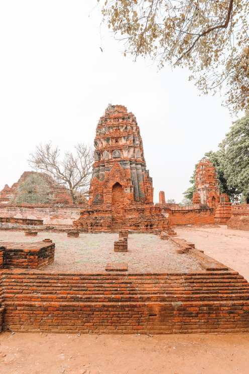 Inside The Ancient Kingdom Of Ayutthaya, Thailand (16)