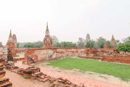 Inside The Ancient Kingdom Of Ayutthaya, Thailand (22)