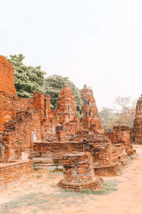 Inside The Ancient Kingdom Of Ayutthaya, Thailand (25)