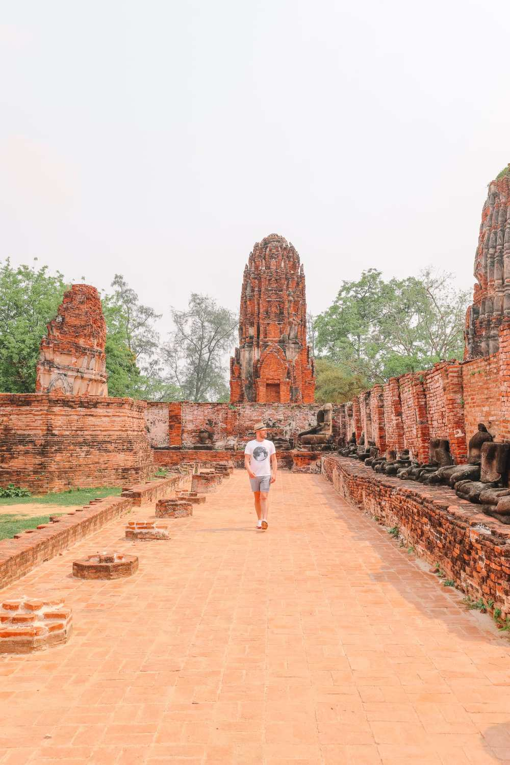 Inside The Ancient Kingdom Of Ayutthaya, Thailand (30)