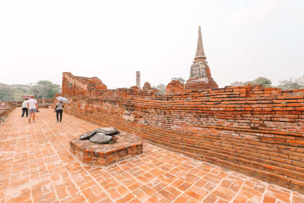 Inside The Ancient Kingdom Of Ayutthaya, Thailand (34)
