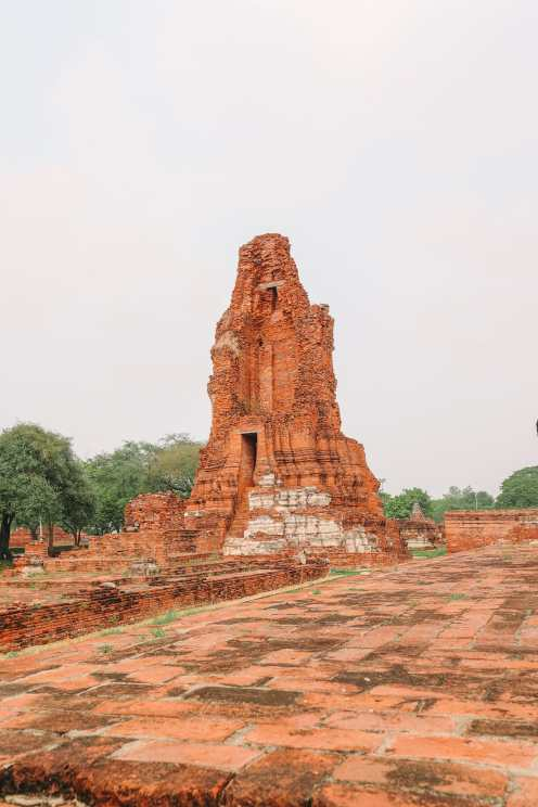Inside The Ancient Kingdom Of Ayutthaya, Thailand (36)
