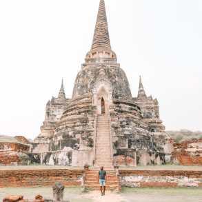 Inside The Ancient Kingdom Of Ayutthaya, Thailand (43)