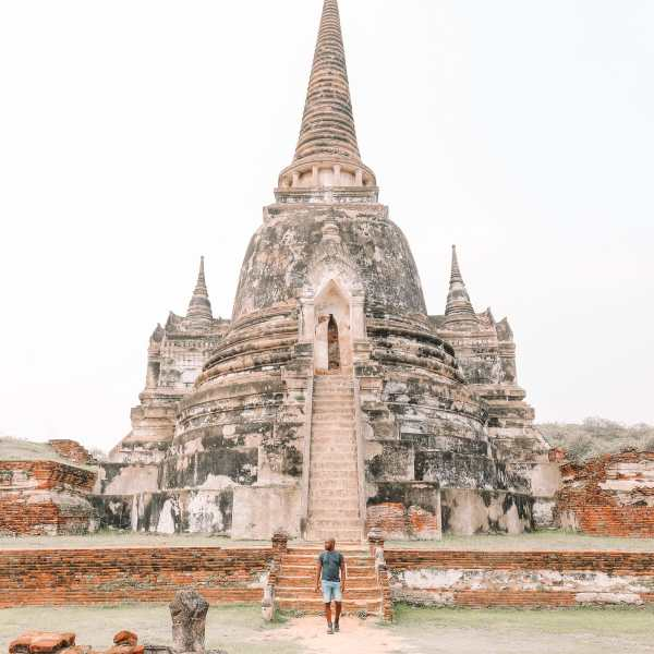Inside The Ancient Kingdom Of Ayutthaya, Thailand (43)