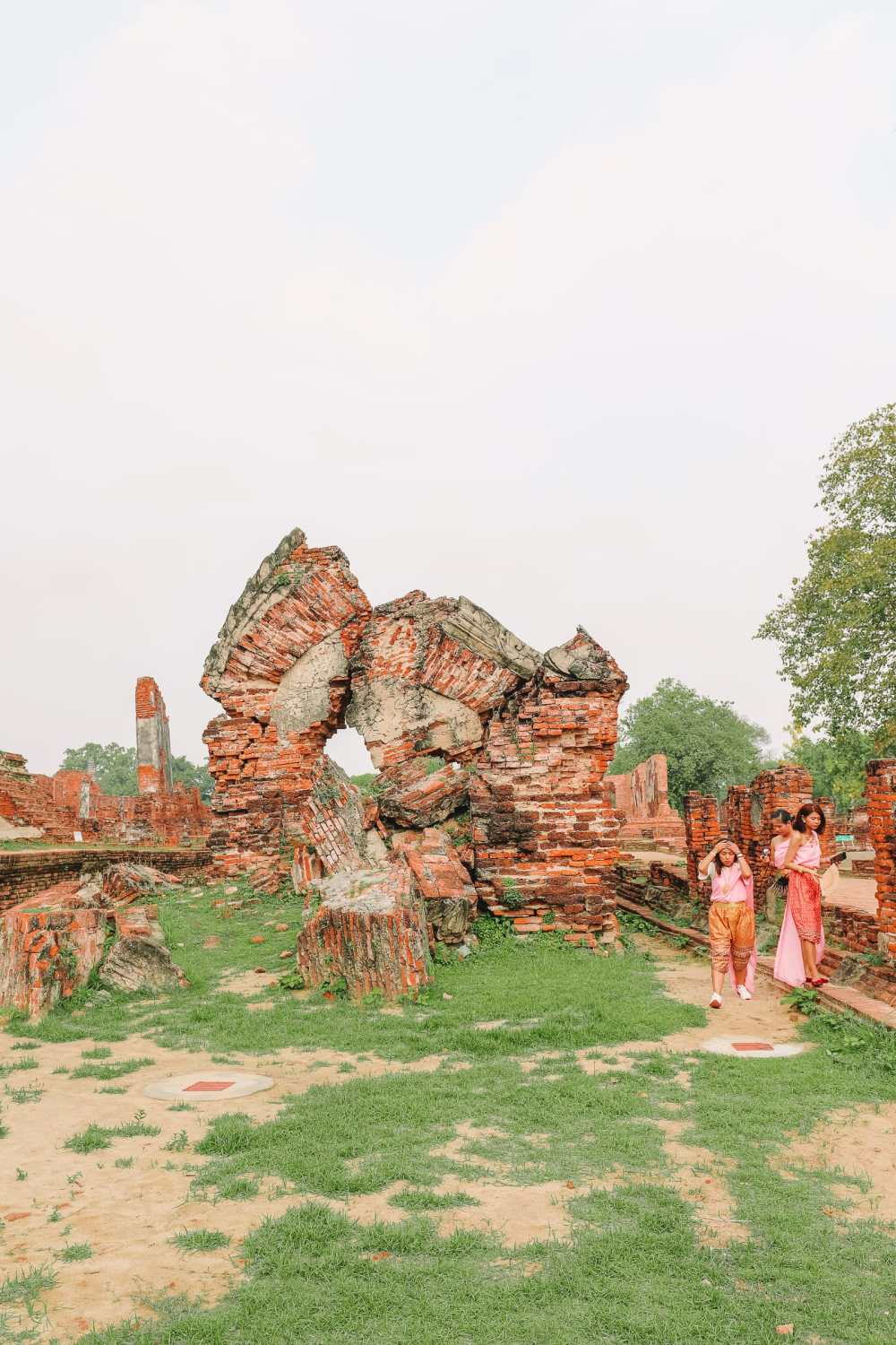 Inside The Ancient Kingdom Of Ayutthaya, Thailand (46)