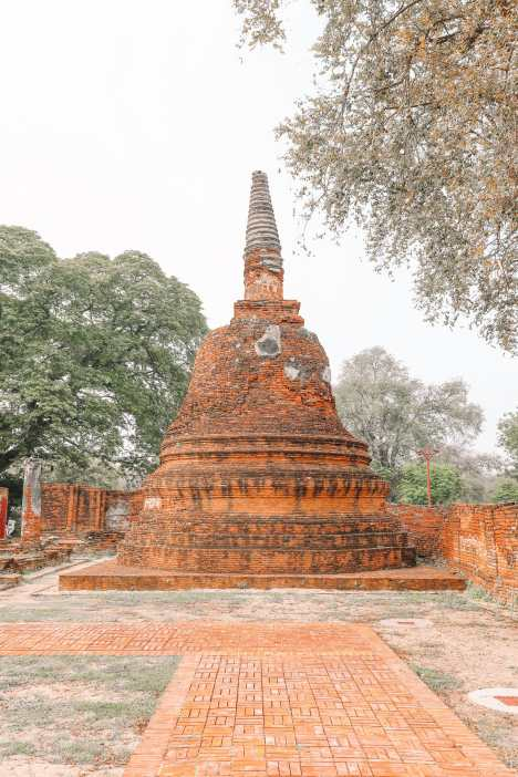 Inside The Ancient Kingdom Of Ayutthaya, Thailand (48)