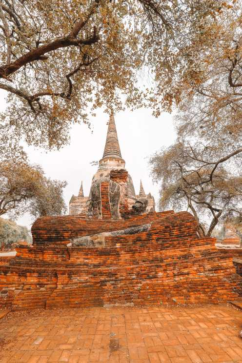 Inside The Ancient Kingdom Of Ayutthaya, Thailand (53)