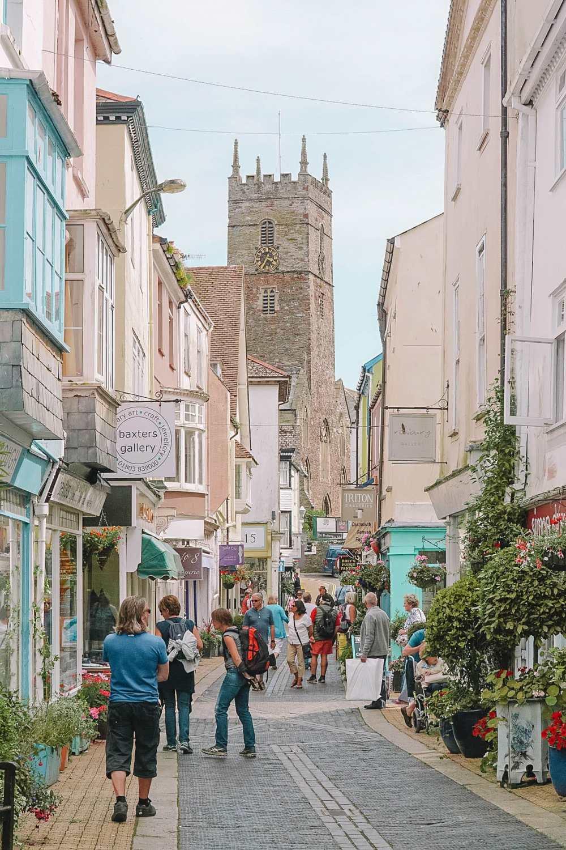 Best Places In Devon