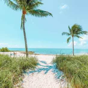 Best beach In The Florida Keys