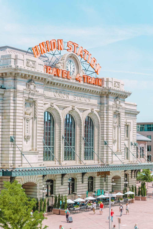 Union Station en Denver, Colorado
