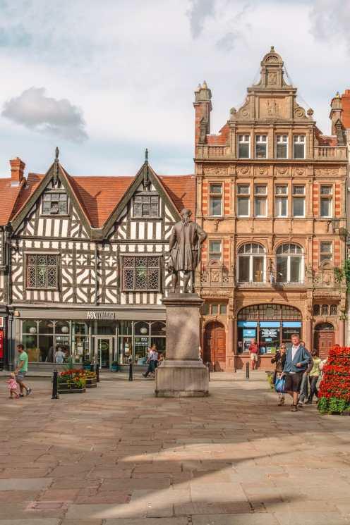 The best things in Shrewsbury