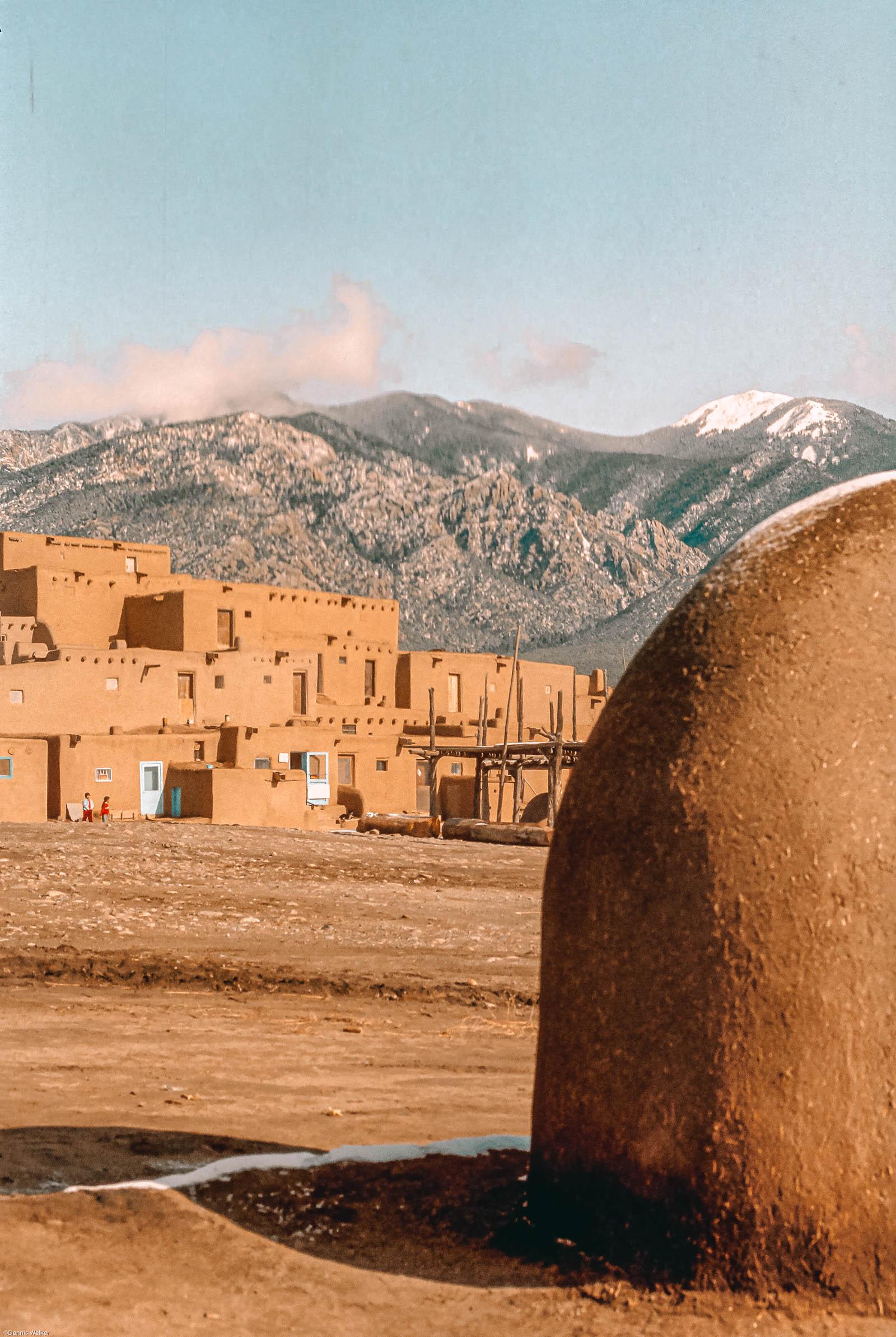 UNESCO Site near Albuquerque