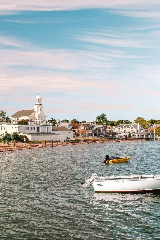 Provincetown In Cape Cod In Massachusetts