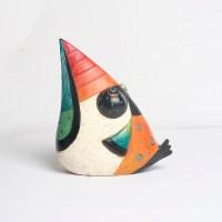 Bird Figurine Statuette Statue Sculpture Pottery ...