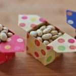 節分に使う折り紙で作る豆入れ箱!100均で素敵に作る方法♪