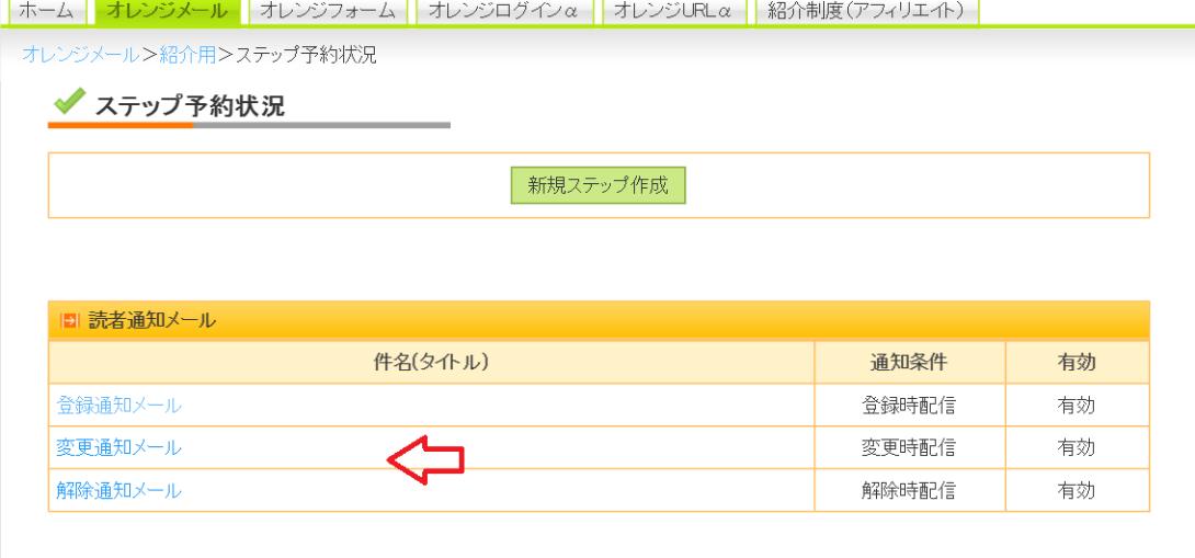 読者通知メール