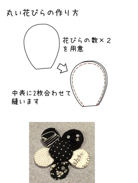 ハンドメイド・布雑貨・作り方 (6)
