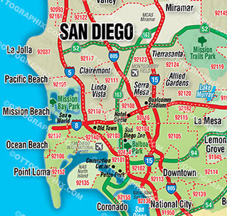 San Diego Special Offer Page Content Marketing for The