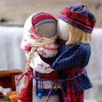 Славянские куклы-обереги: обо всех понемногу (часть 1 )