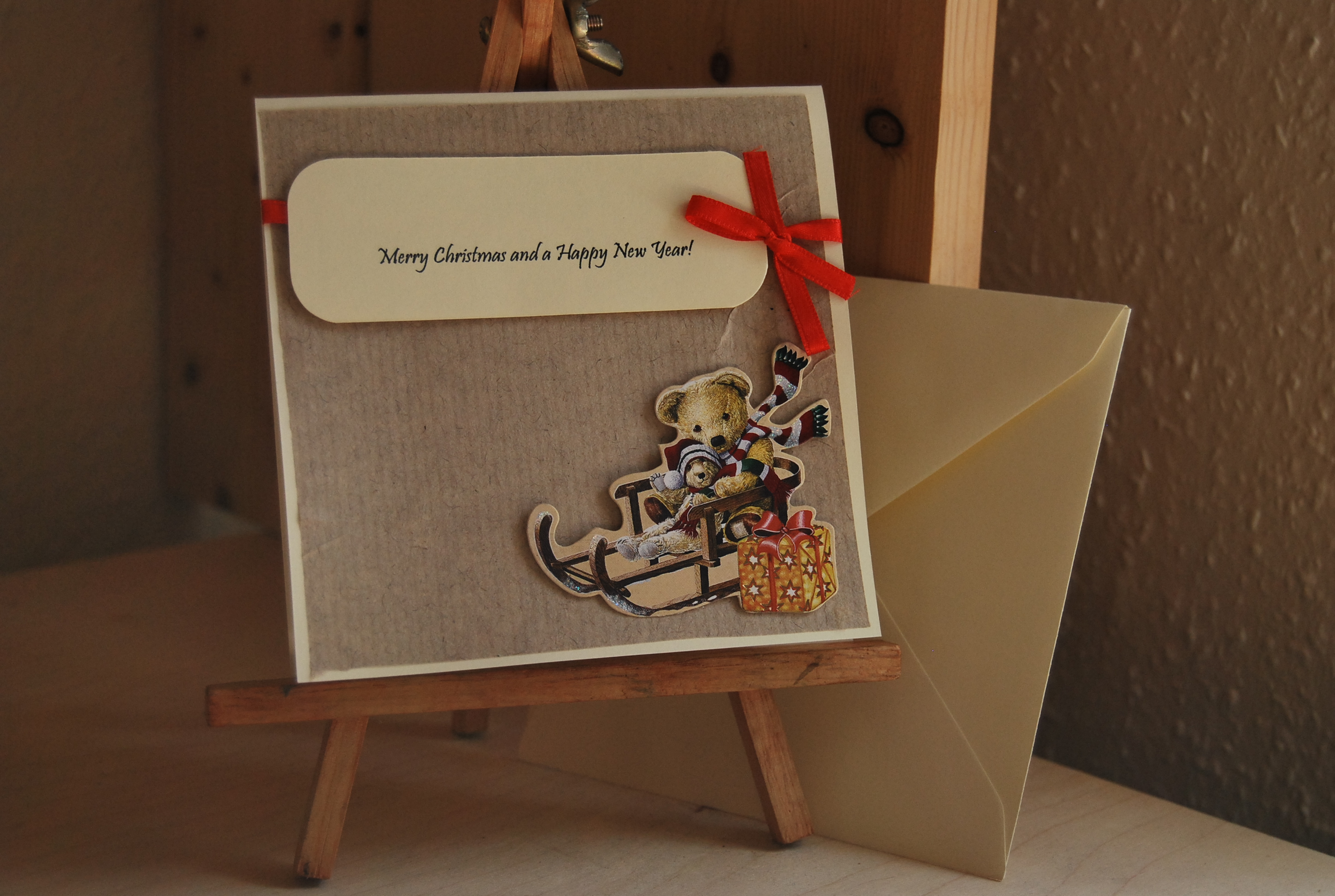 HandMade Cards Purge Yourself Through Creativity
