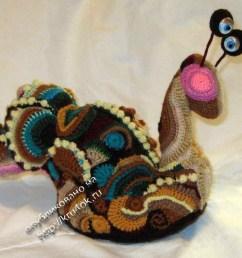 crochet snail diagram [ 1000 x 830 Pixel ]