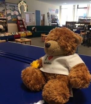 Library Bear