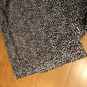 Dotted Rayon