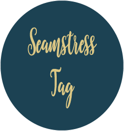 The Seamstress Tag