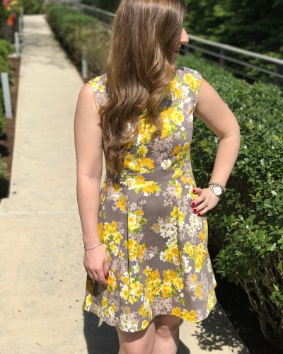 Me Made Monday | Belladone Dress