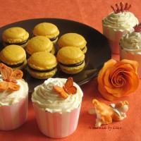 Sweet things for spring, keväisiä leivonnaisia