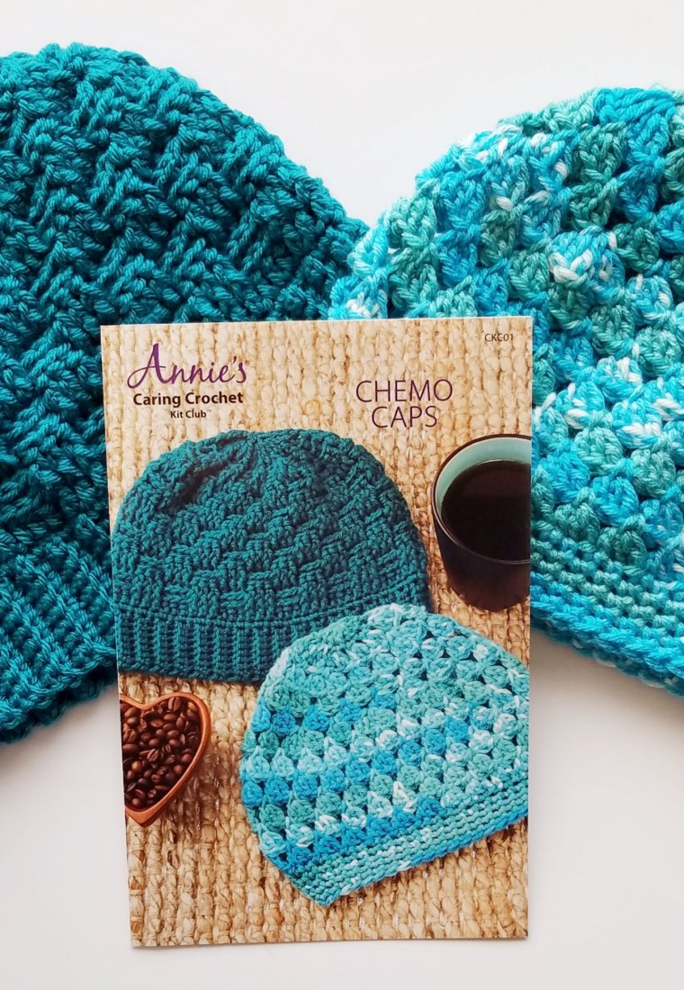 Unboxing Annie's Caring Crochet Club Welcome Kit